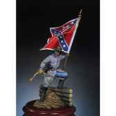 figurine kit a peindre capitaine en 1805 s8 f35