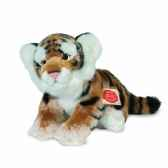 tigre marron 23 cm hermann 90414 4