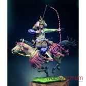 figurine kit a peindre samourai a chevaau xive siecle s8 f37