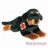 chien rottweiler 40 cm hermann 92777 8