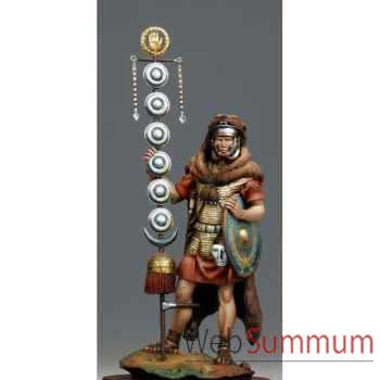 Figurine - Kit à peindre Signifer  Ier siècle ap. J.-C. - S8-F39