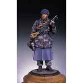 lapin gris 22 cm hermann 93762 3