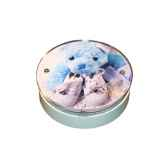 signe du zodiac ours aries 28 cm gemstone carnelian hermann 18016 6