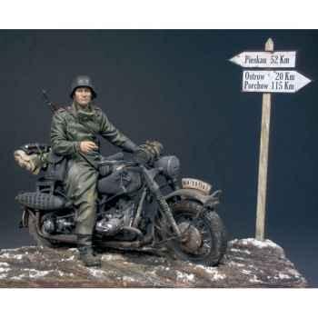 Figurine - Kit à peindre El Descanso- Frente Oriental en 1942 - S8-S04
