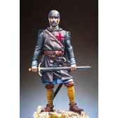 figurine kit a peindre sergent des templiers en 1250 ap j c s11 f01