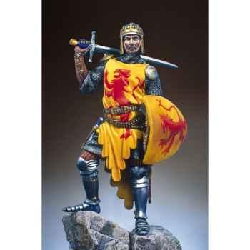 Figurine - Kit à peindre Robert the Bruce, roi des Ecossais en 1315 - S11-F02