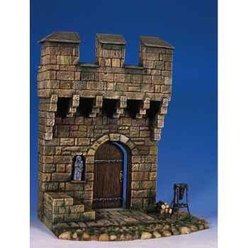 Figurine - Kit à peindre Aile de château médiéval - AS-001