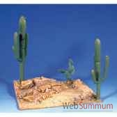 figurine kit a peindre decor du far west i as 003
