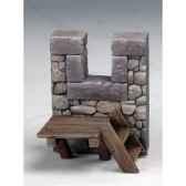 figurine kit a peindre creneau du chateau as 011