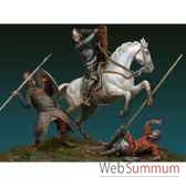 figurine kit a peindre ensemble la bataille de hastings 1066 ap j c sm s07