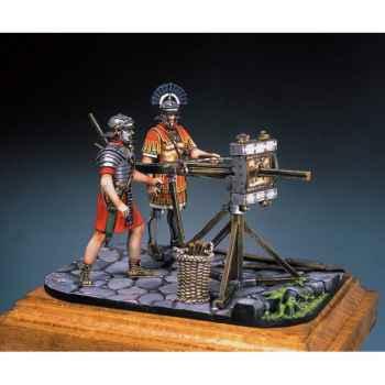 Figurine - Kit à peindre Ensemble Scorpion  artillerie romaine en 125 av. J.-C  - SG-S2