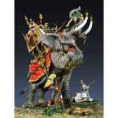 figurine kit a peindre ensemble elephant de larmee carthaginoise en 2022 av j c sg s04