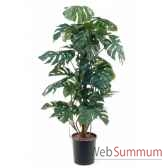 monstera split philo 140 cm en pot louis maes 03305000k