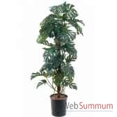monstera split philo 170 cm en pot louis maes 03306000k