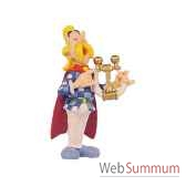 figurine assurancetourix jouant de la lyre 60548