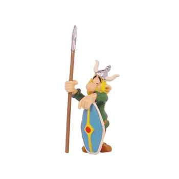 Figurine Garde gaulois endormi -60549