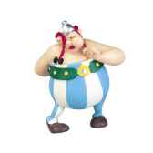 figurine obelix amoureux 60546