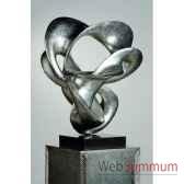 sculpture verde casablanca design 32565