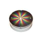 colonne en marbre noire 110 cm casablanca design 32605
