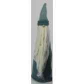 sculpture fantastic argent noir casablanca design 59318