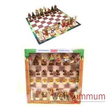 Figurine jeu d'échecs Asterix en résine-69000