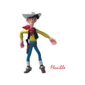 figurine lucky luke flexible 63117