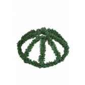 polystone sculpture rhino argent brillant casablanca design 59798
