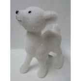 objet circle bois finition bronze casablanca design 71116