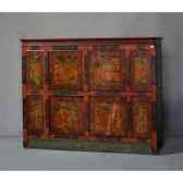 colonne en mdf blanc brillant 100 cm casablanca design 71293