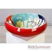 vase colours colore vitre casablanca design 96558
