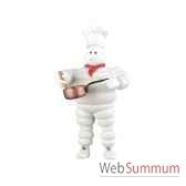 figurine bibendum cuisinier 68222