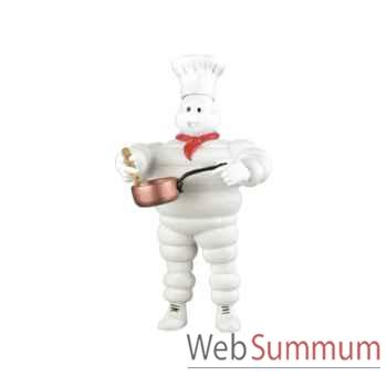 Figurine Bibendum cuisinier -68222
