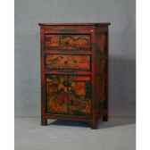 chandelier mix h36d12 blanc 116041
