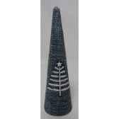 chandelier h85d22 argent 116217