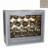 s42 boule l39l17h32 verre or or cor f transparent 165956