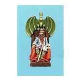 figurine guerrier porte enseigne 68173