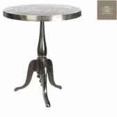 table elsey h65d53 aluminium 230631