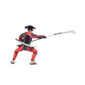 figurine le samourai lance 65702