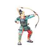 figurine le samourai archer 65703