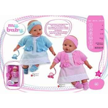 Figurine le samouraï kimono -65706