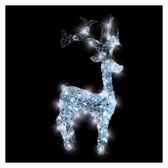 renne cristal485l16h90 led blanc968f 371478