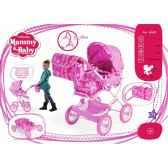 arbre h90 blanc led blanc chaud120371716