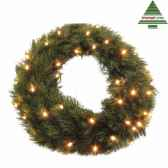 couronne led forest frpine d60vert 72tips 160 387073