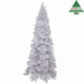 sapin de noeslim icelandic pine iridesc h185d84 blanc tips 645 nf 390256