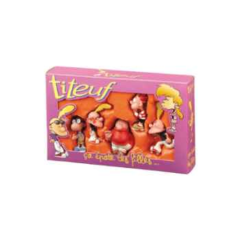 Figurine coffret Titeuf n° 2 -60824