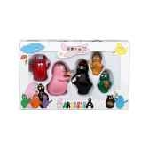 figurine coffret barbapapa 60834