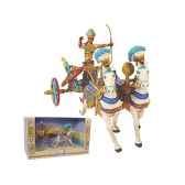 figurine coffret le char de ramses ii grand coffret 60826