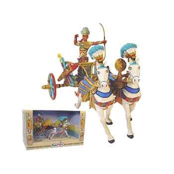 Figurine coffret le char de Ramsès II grand coffret  -60826