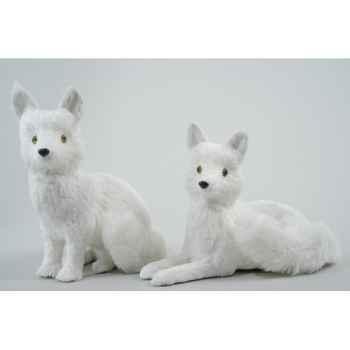 Renard coton avec paillettes Kaemingk -455516