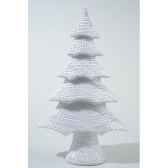 sapin mousse avec pierres strass 42 cm everlands nf 455542